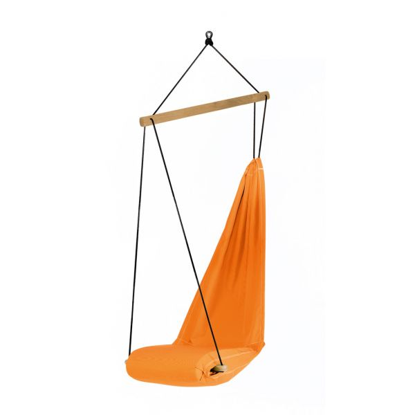 'Hangover' Orange Hamac Chaise
