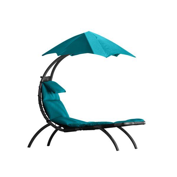 'Dream Lounger' Turquoise Original