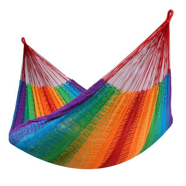 'Cacun' Rainbow Hamac XXL