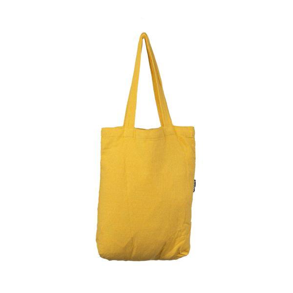 'Organic' Yellow Hamac Deux Places