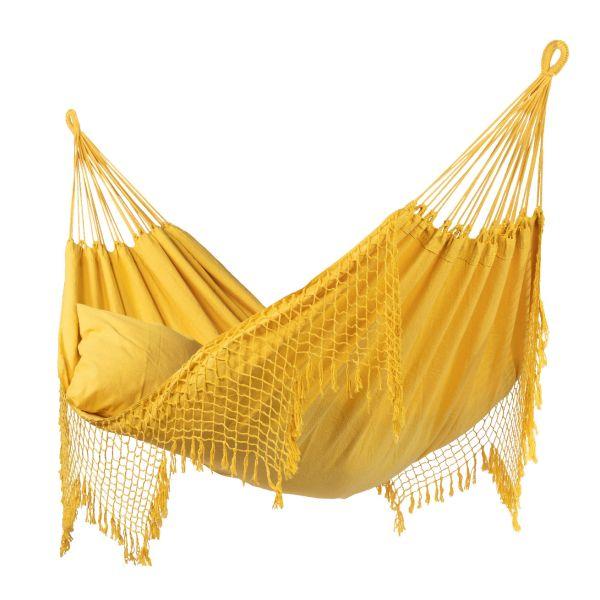 'Sublime' Yellow Hamac Deux Places