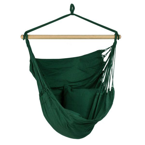 'Organic' Green Hamac Chaise