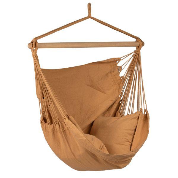 'Organic' Mocca Hamac Chaise