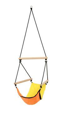Swinger Yellow Hamac Chaise Enfant