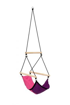 Swinger Pink Hamac Chaise Enfant
