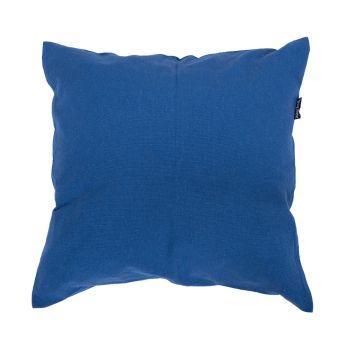 Plain Blue Coussin