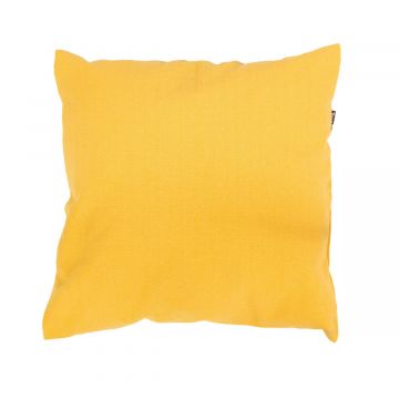 Plain Yellow Coussin