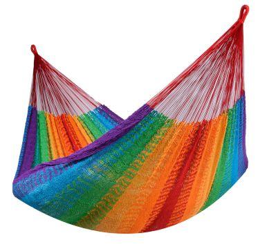 Mexico Rainbow Hamac Deux Places