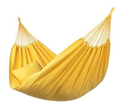 Plain Yellow Hamac Une Place