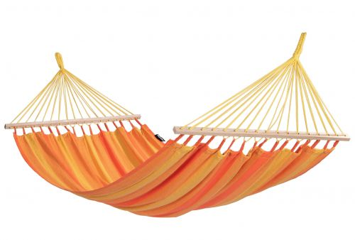 Relax Orange Hamac Une Place