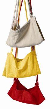 Yellow Repose-pied pour hamacs chaises