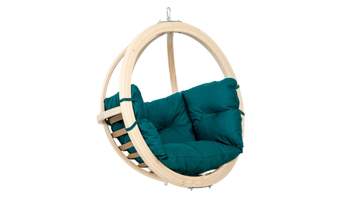 'Globo' Green Hamac Chaise Enfant