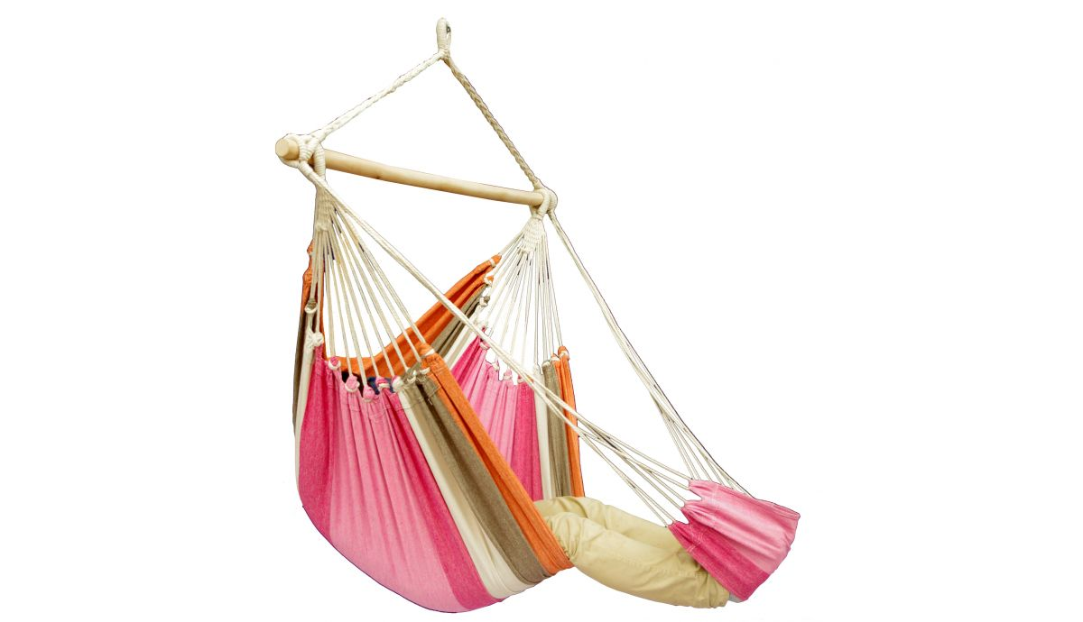 'Tropical' Lychee Lounge Hamac Chaise