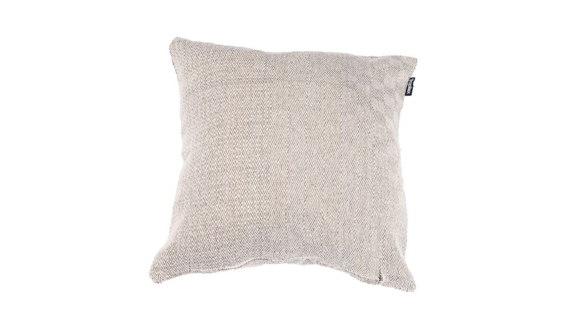 'Natural' Brown Coussin