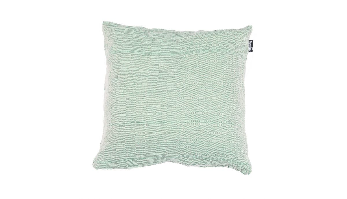 'Natural' Green Coussin