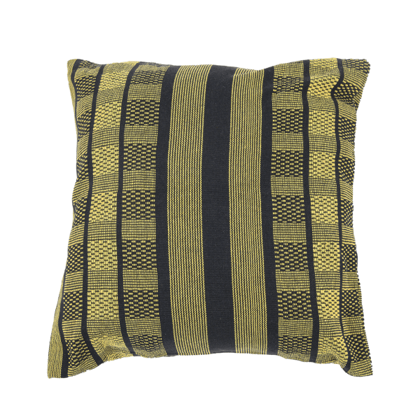 'Black Edition' Gold Coussin