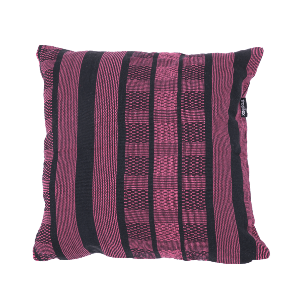'Black Edition' Rose Coussin