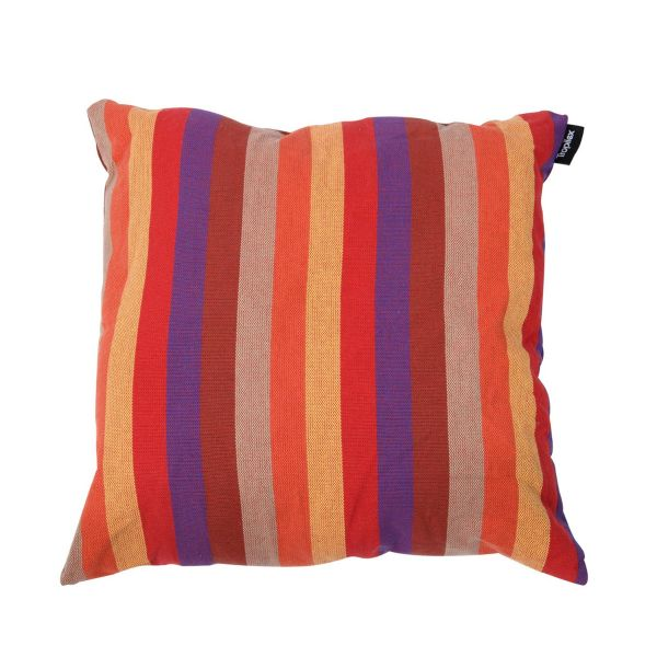 'Stripes' Tropiese Coussin