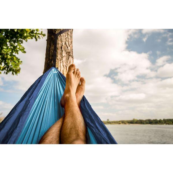 'Outdoor' Majolia Hamac de Voyage Une Place