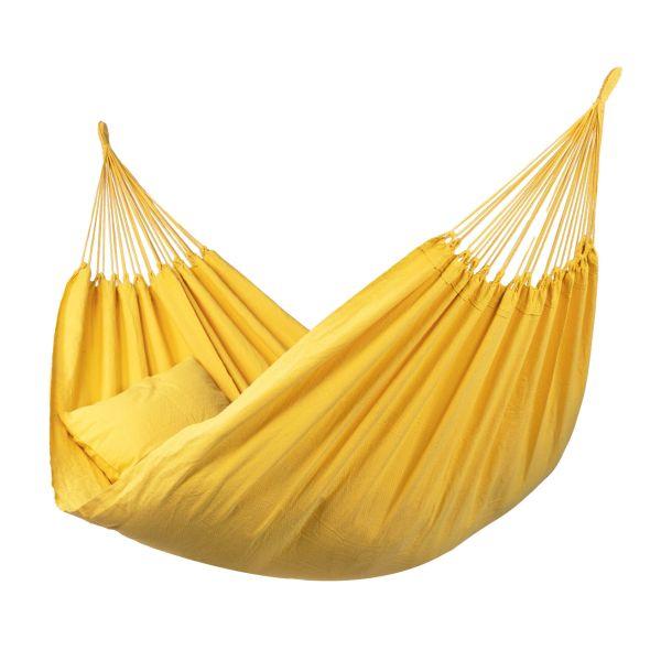 'Plain' Yellow Hamac Une Place