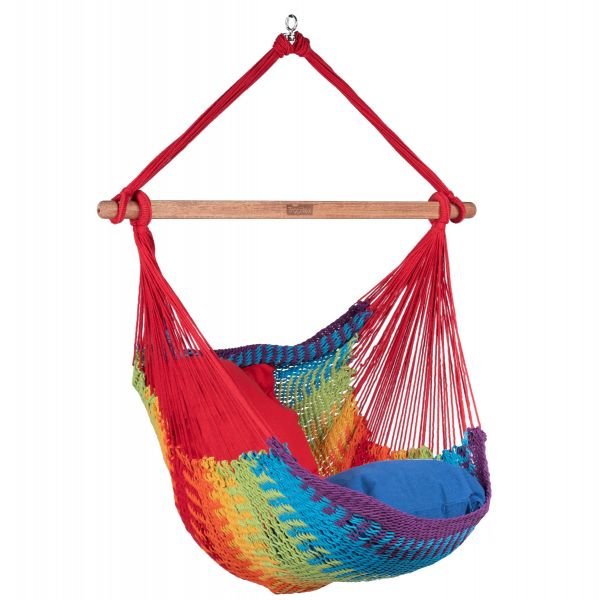 'Mexico' Rainbow Hamac Chaise